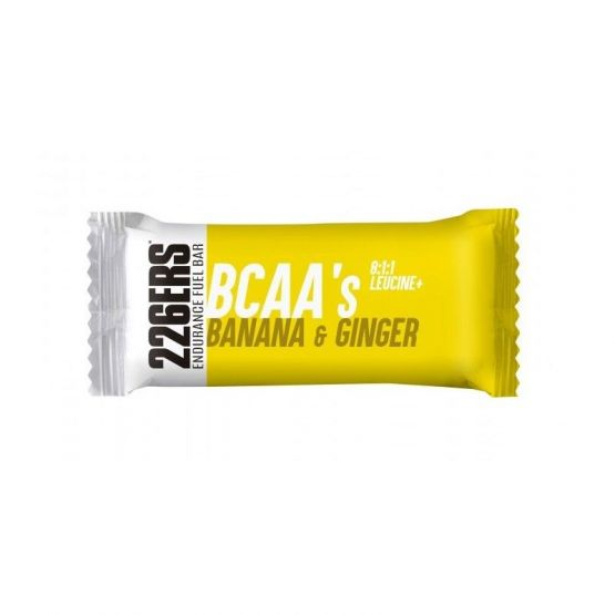 226ERS ENDURANCE BAR BCAAs - BANANA & JENGIBRE