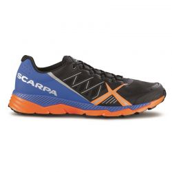 Scarpa - zapatillas scarpa spin rs8 42.5 3176 - black/turkish sea