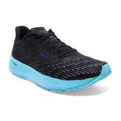 Brooks - zapatillas brooks hyperion tempo 40.5 4814 - black/iced aqua/blue