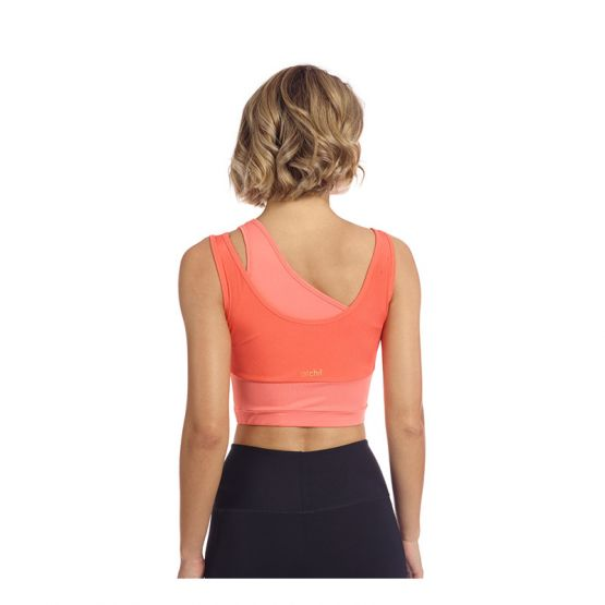 TOP DITCHIL NUBIA CROP-TOP MUJER