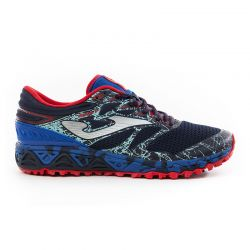 Joma - zapatillas joma tk. sierra men 40.5 4462 - marino/rojo