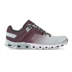 On running - zapatillas on running cloudflow mujer 38 4623 - mulberry / mineral